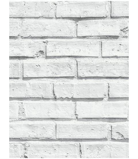 White Brick Wallpaper - Arthouse 623004