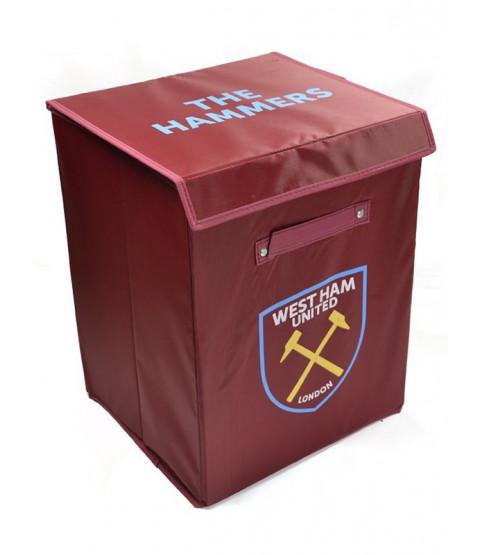 West Ham United Fabric Storage Box
