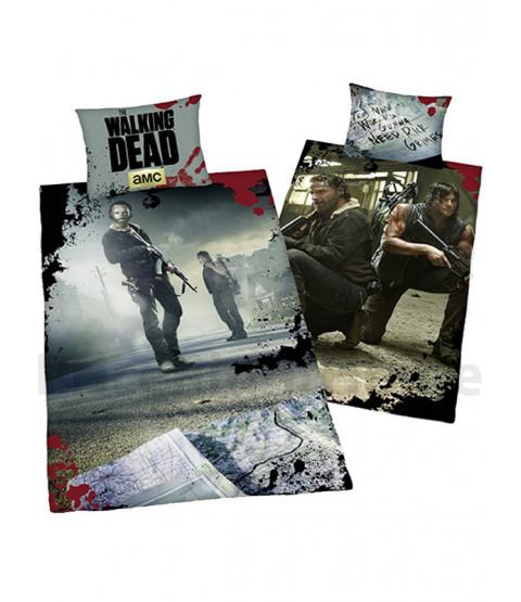 The Walking Dead Rick Grimes Single Duvet Cover Set