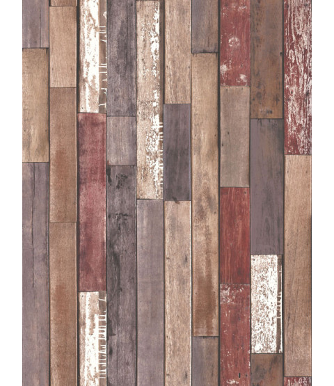 Wood Planks Wallpaper - Natural - FD40887