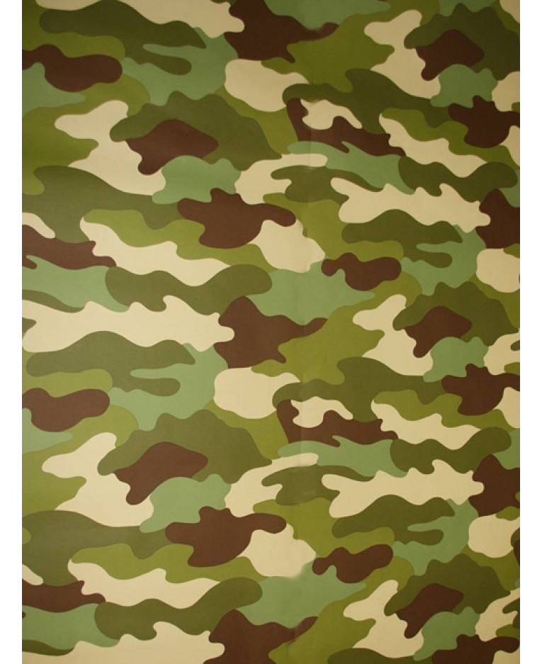 camouflage wallpaper 10m bedroom army decor