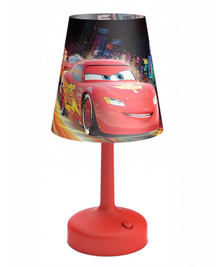 Disney cars portable table lamp lighting bedroom disney cars portable table lamp mozeypictures Choice Image