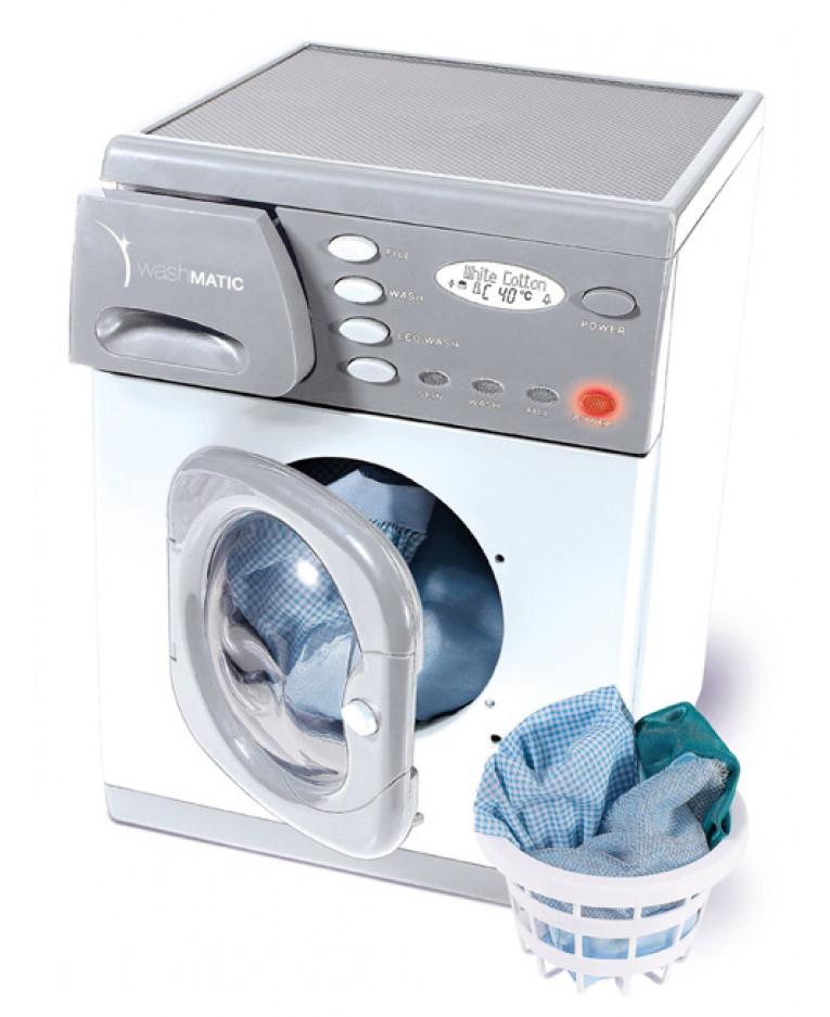 Toys Gifts Washmatic Electronic Washer Washing Machine