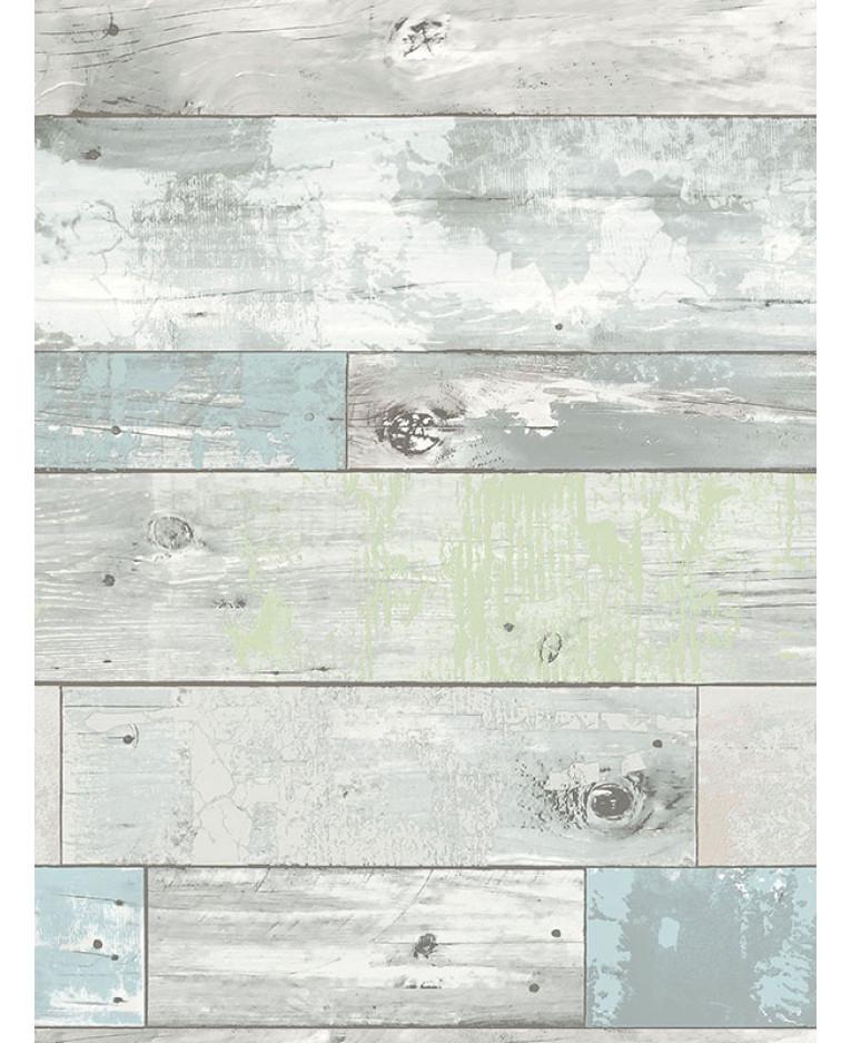 Nuwallpaper Beachwood Peel And Stick Wallpaper Nu1647