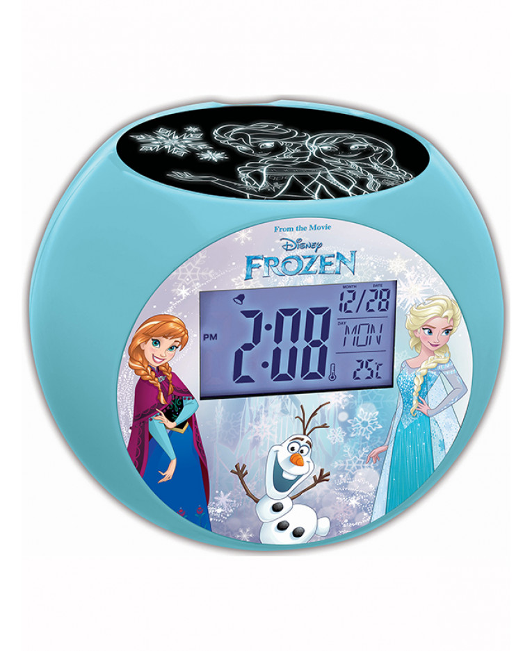 disney frozen projector alarm clock. Black Bedroom Furniture Sets. Home Design Ideas