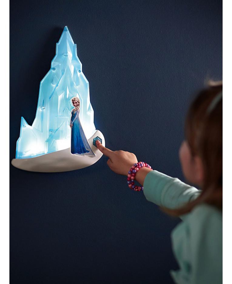 Disney frozen elsa 3d wall light bedroom night light disney frozen elsa 3d wall light night light aloadofball Image collections
