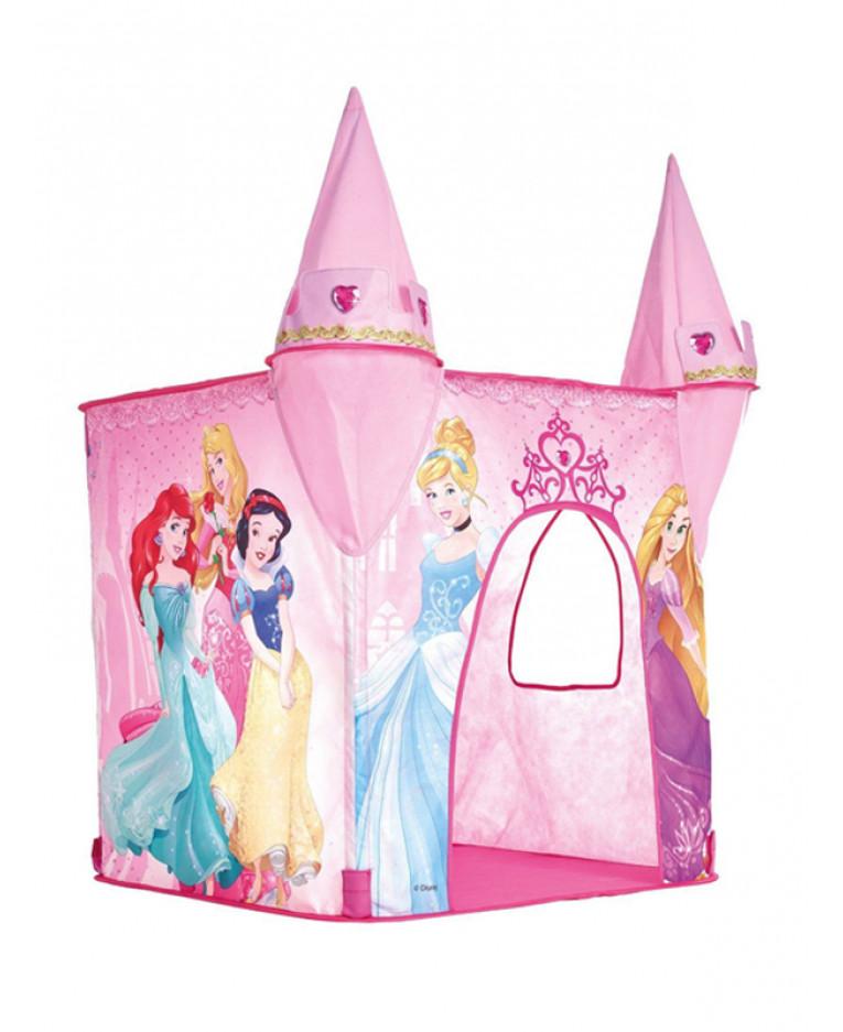 Disney Princess Pop Up Castle Tent  sc 1 st  PriceRightHome & Disney Princess Pop Up Castle Play Tent | Wendy | House