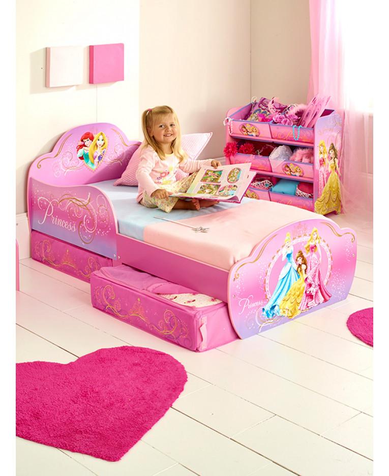 Disney Princess Toddler Bed Amp Foam Mattress