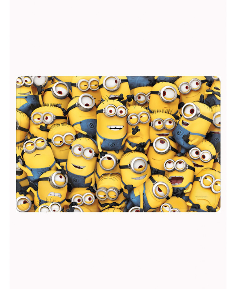 Despicable Me Minion Floor Mat Bedroom Rug
