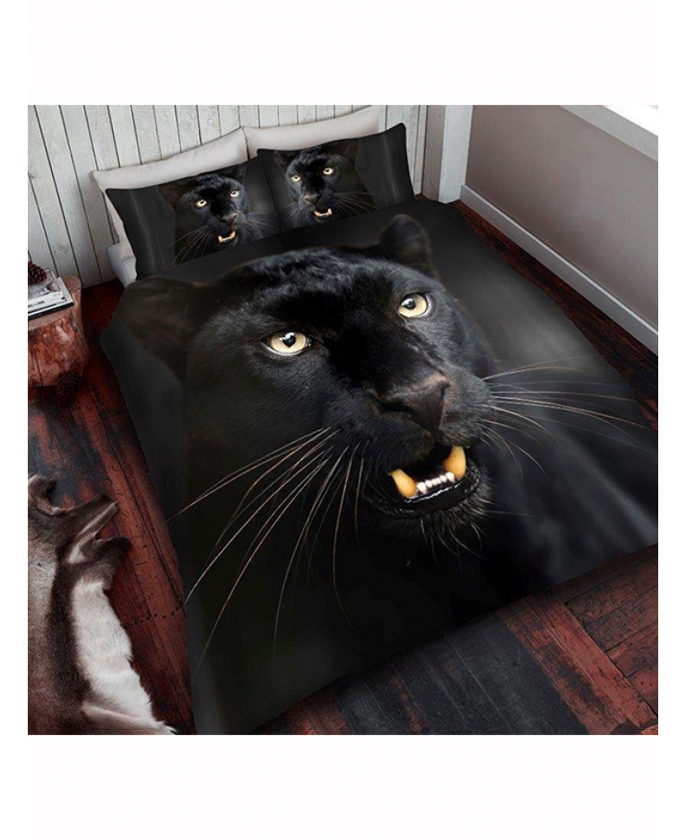 Black Panther Toddler Bedding