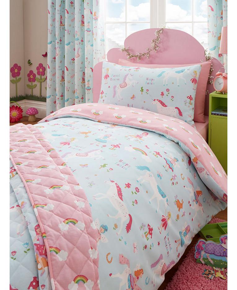 Magical Unicorn 4 Piece Bedding Set Price Right Home