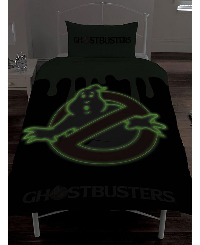 Ghostbusters Single Duvet Set And Pillowcase Set