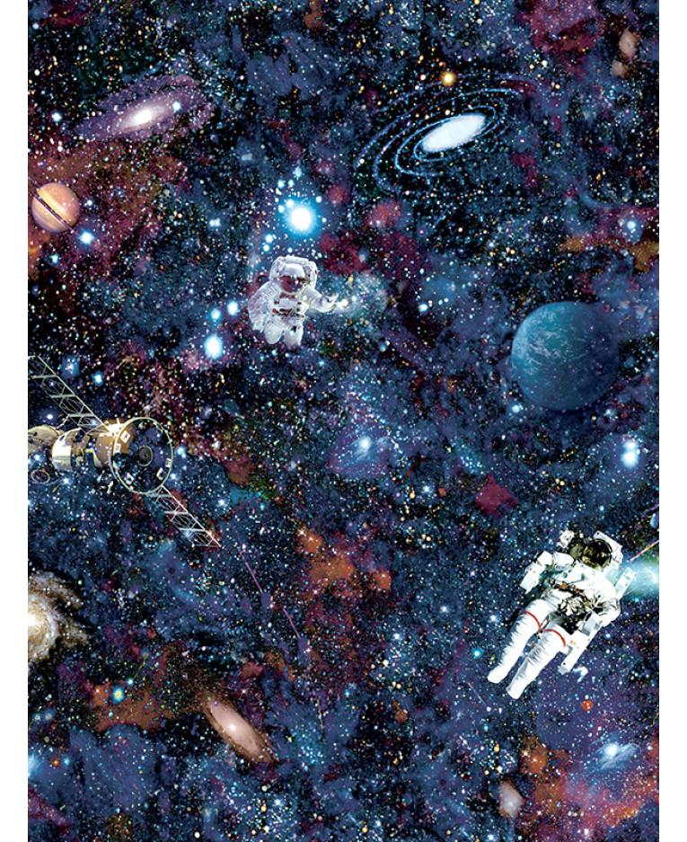 Intergalactic Space Wallpaper Black Holden 12500 Bedroom