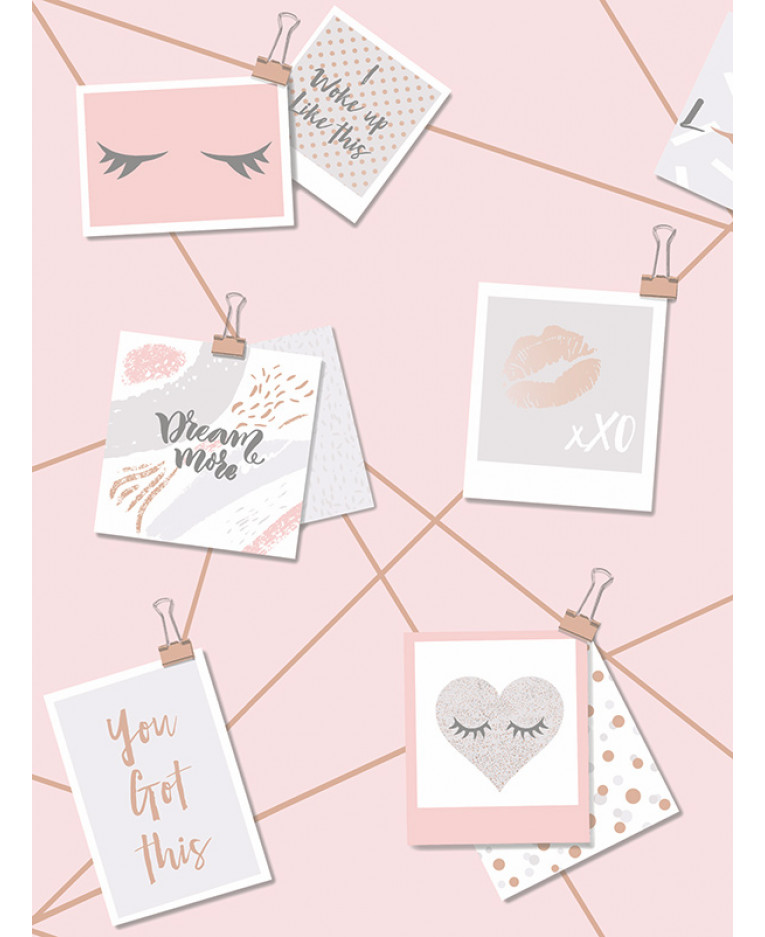 hld151 dream lashes wallpaper pink p