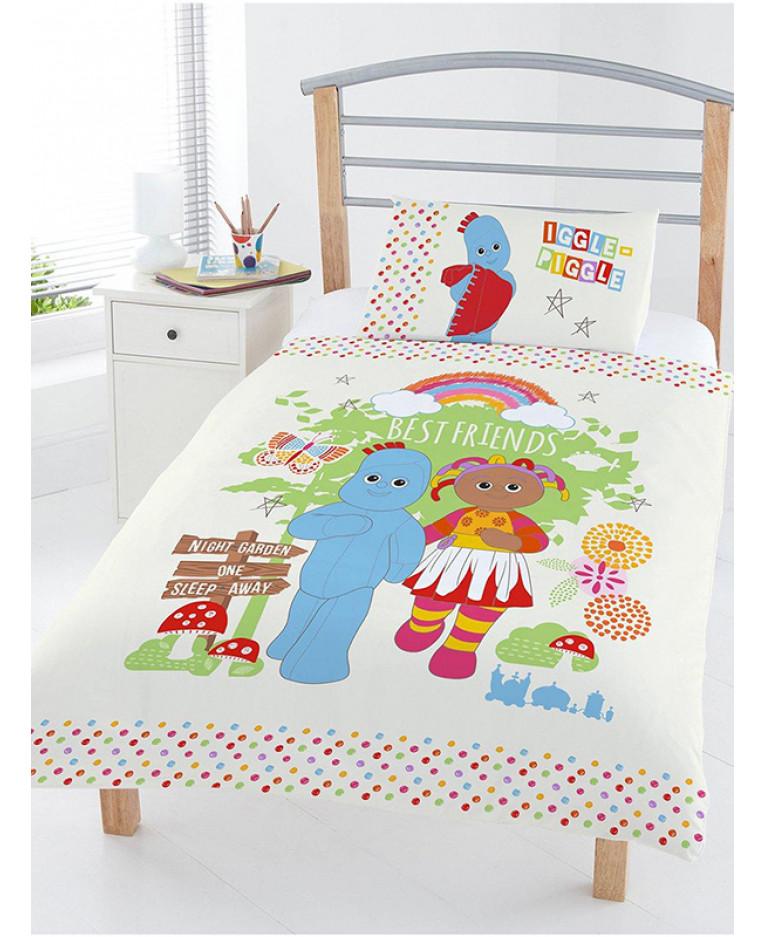 In The Night Garden Best Friends 4 In 1 Junior Bedding