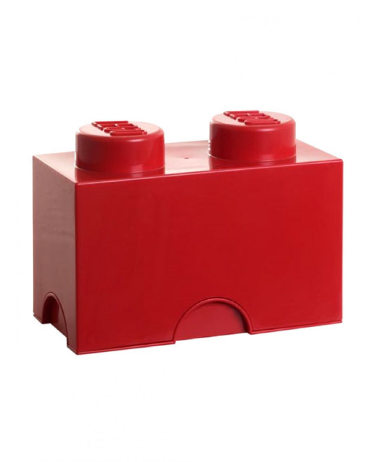 lego storage brick box 2 more colours available. Black Bedroom Furniture Sets. Home Design Ideas