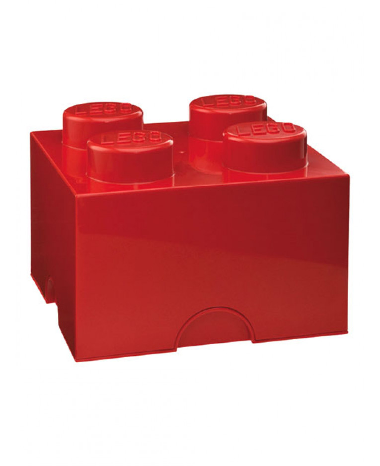 Lego Storage Brick Box 4 More Colours Available