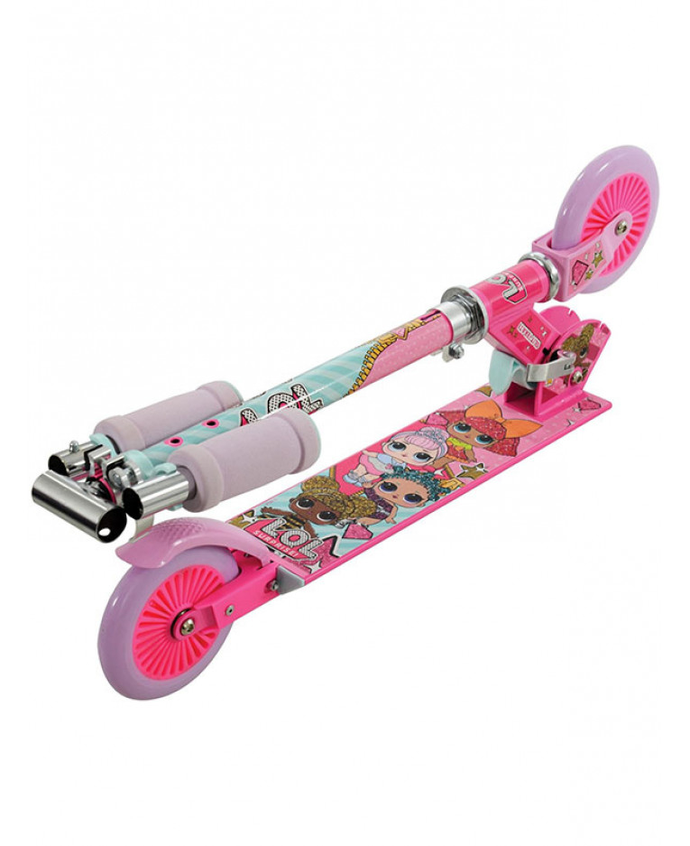 lol doll scooter