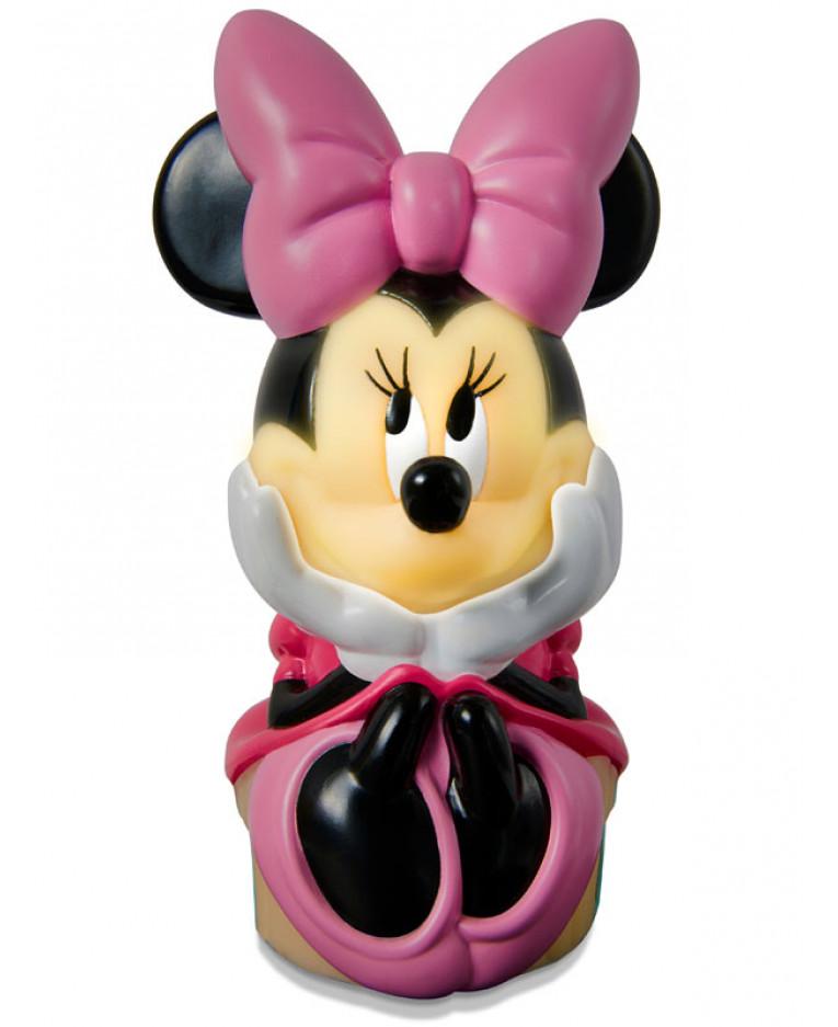 GoGlow Princesas Disney Luz de Noche Rosa