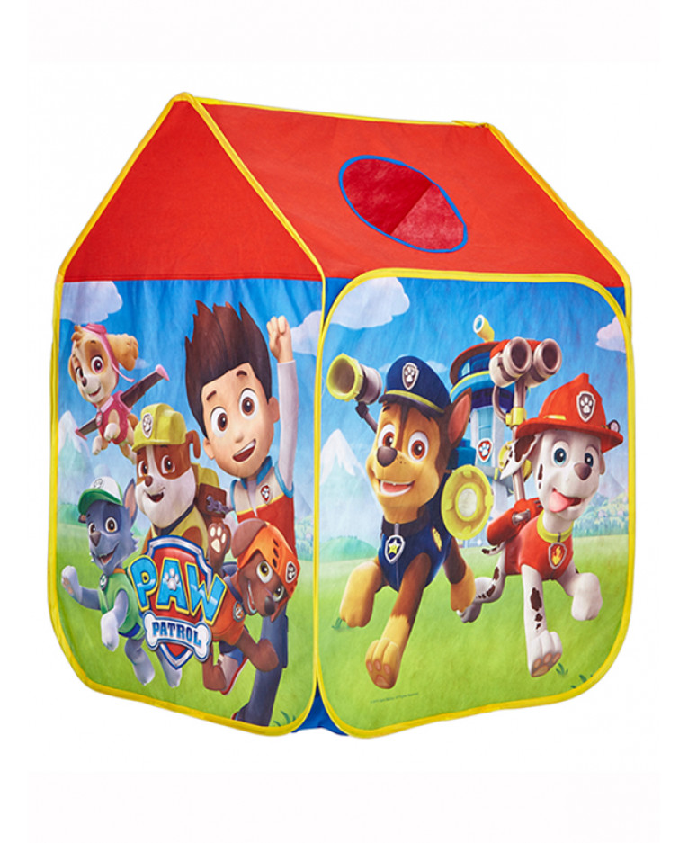Paw Patrol Wendy Tent  sc 1 st  PriceRightHome & Paw Patrol Wendy House Play Tent | Pop Up | Playhouse