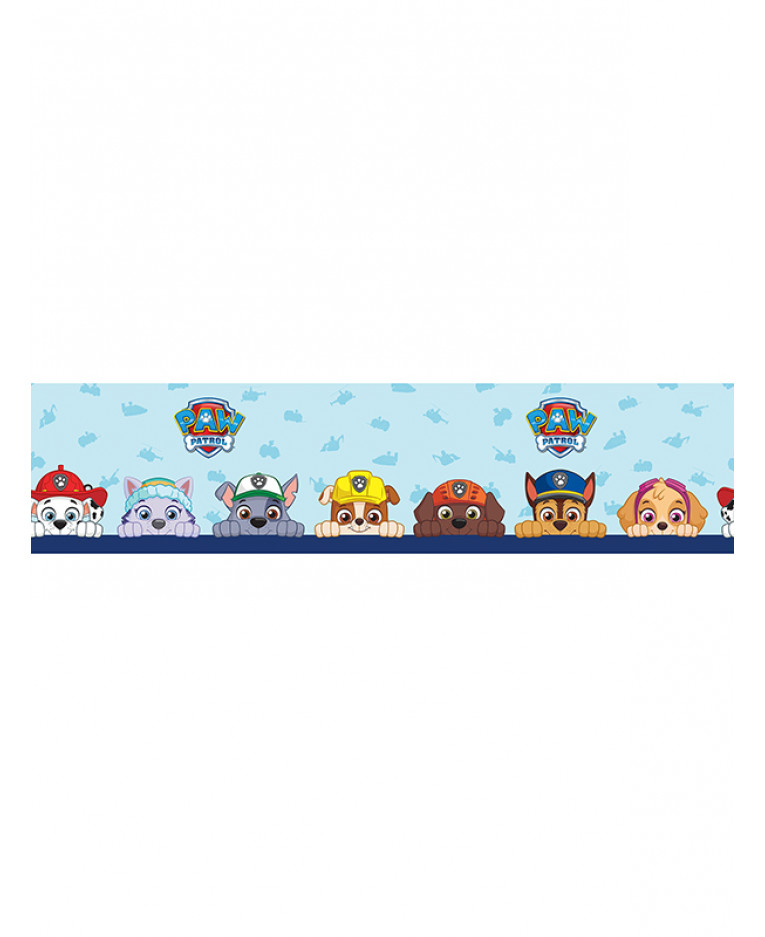 This is a picture of Lively Paw Patrol Borders