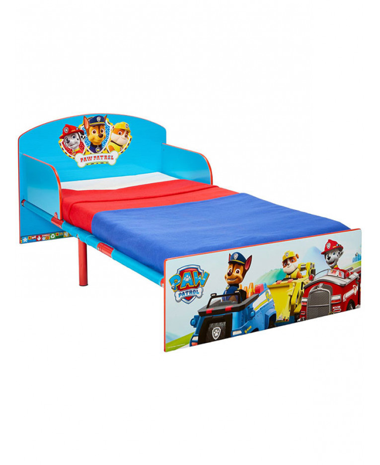425597c9c542 Paw Patrol Toddler Bed   Bedroom