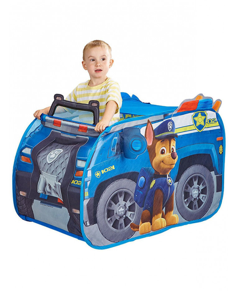 Paw Patrol Chase S Truck Play Tent