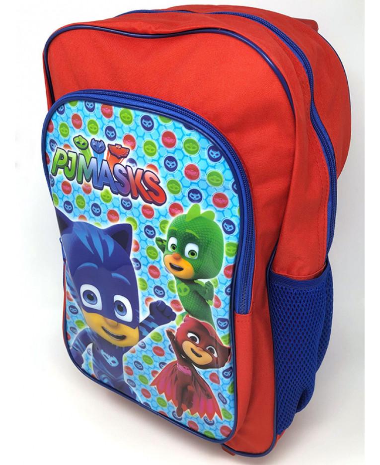 3e53e8c86e5d PJ Masks Deluxe Backpack Trolley Bag