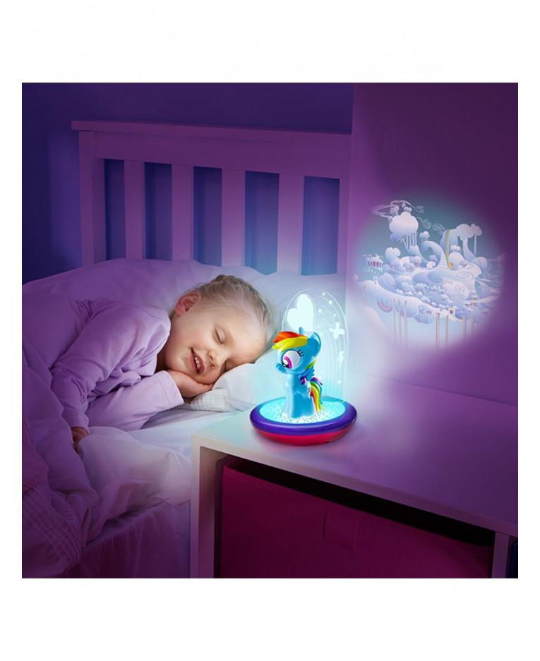 My Little Pony Rainbow Dash 3 In 1 Magic Go Glow Night Light Bedroom