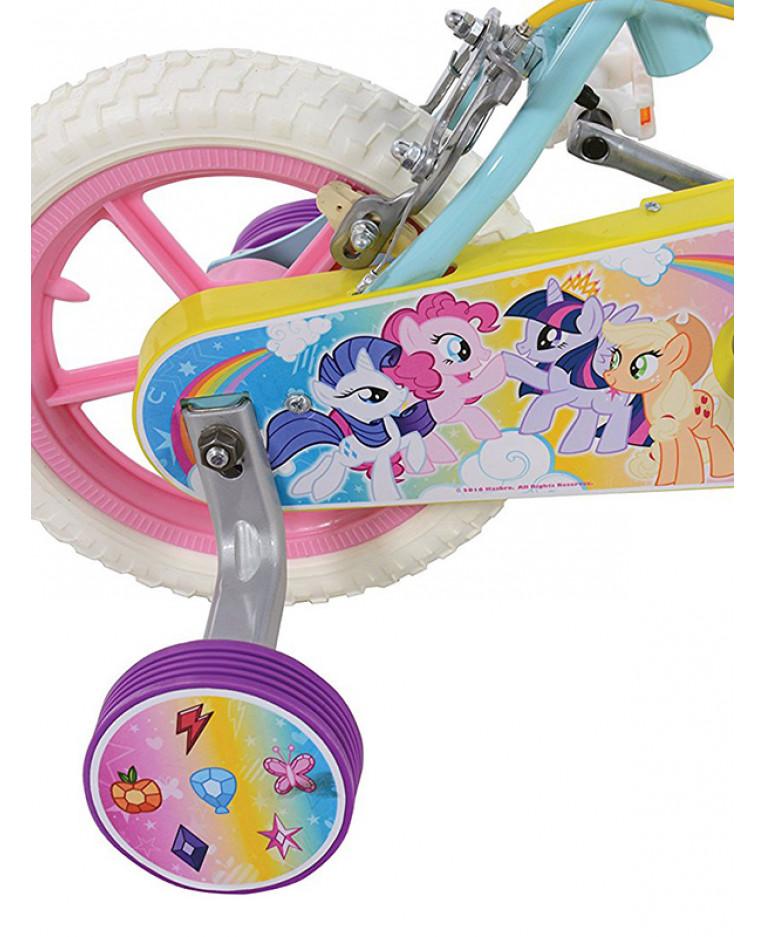 0cea2fde558 My Little Pony Bike with 12 inch Wheels