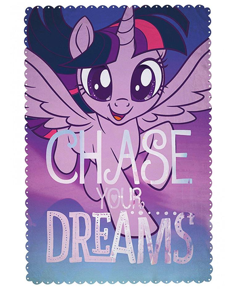 My Little Pony Movie Fleece Blanket Bedroom