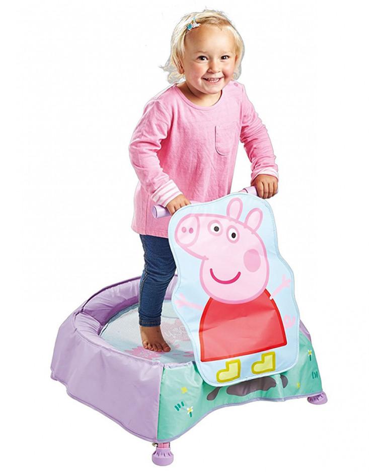 Peppa Pig Junior Tr&oline  sc 1 st  PriceRightHome & Peppa Pig Toddler Trampoline | Toys