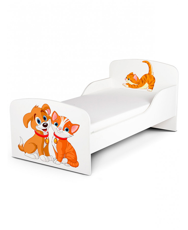 PriceRightHome Cat And Dog Toddler Bed