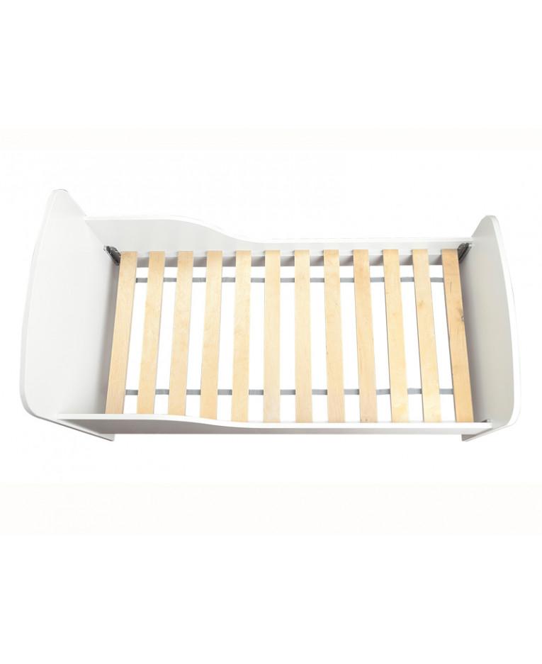 PriceRightHome Spaceship Junior Toddler Bed plus Underbed Storage  sc 1 st  PriceRightHome & PriceRightHome Spaceship Toddler Bed with Underbed Storage | Bedroom