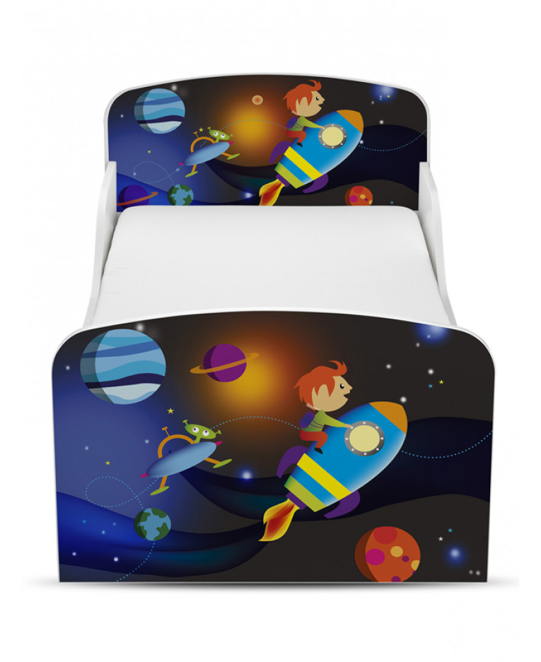 Rocket Bed pricerighthome space rocket toddler bed with underbed storage
