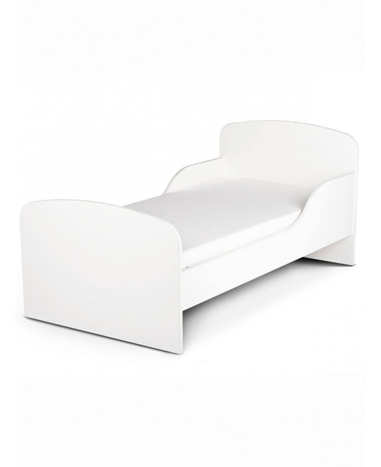 e4254848fd6c PriceRightHome White Toddler Bed