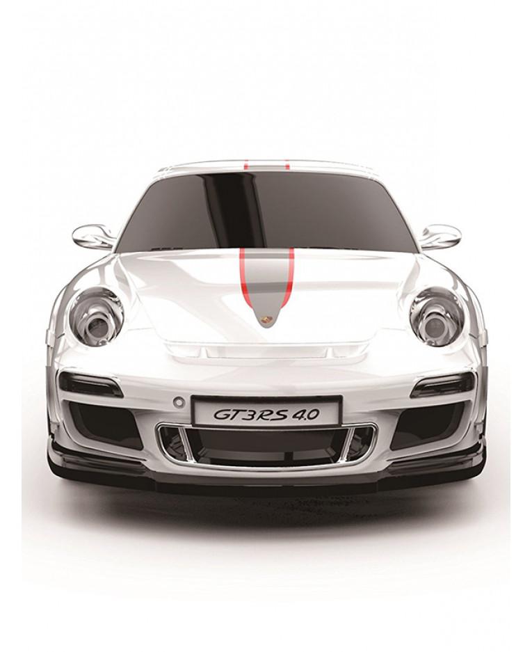 Porsche 911 Car: Porsche 911 GTR3 White 1:24 Scale 2.4GHz Radio Control Car