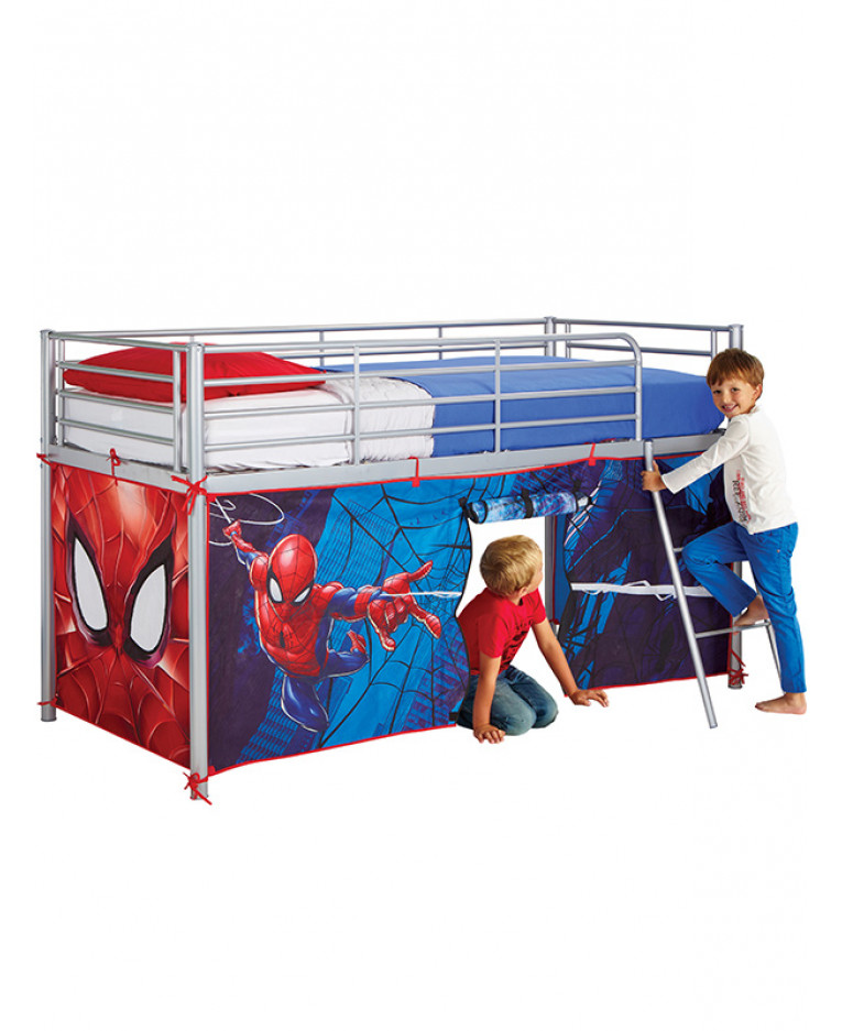spiderman bed tent canada