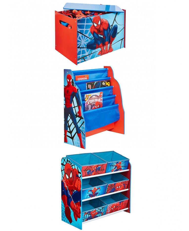 Popular Spiderman Bedroom Set Painting