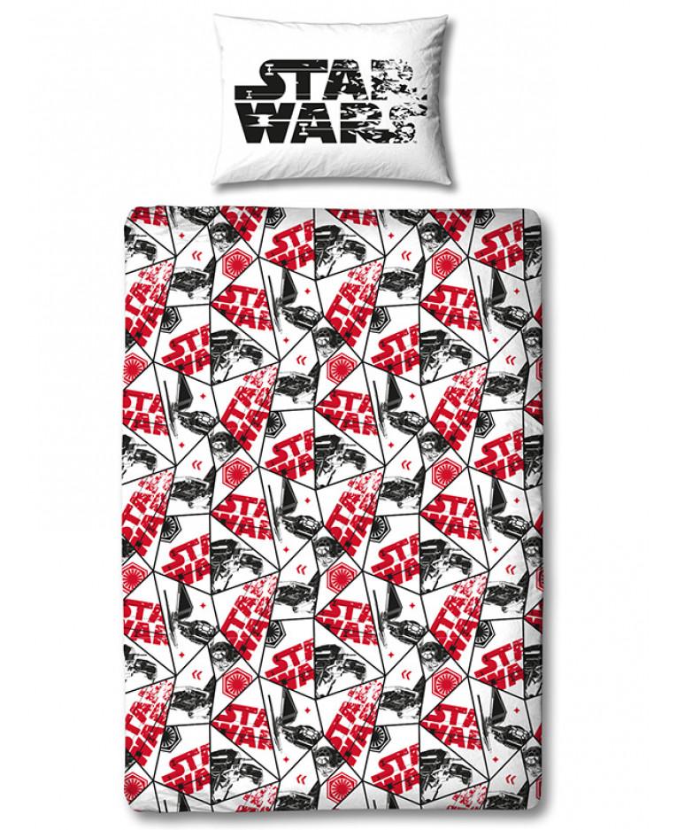 Star Wars le dernier Jedi unique literie-engendré