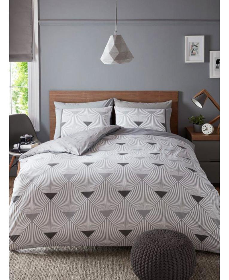 Shapes Geometric King Size Duvet Cover