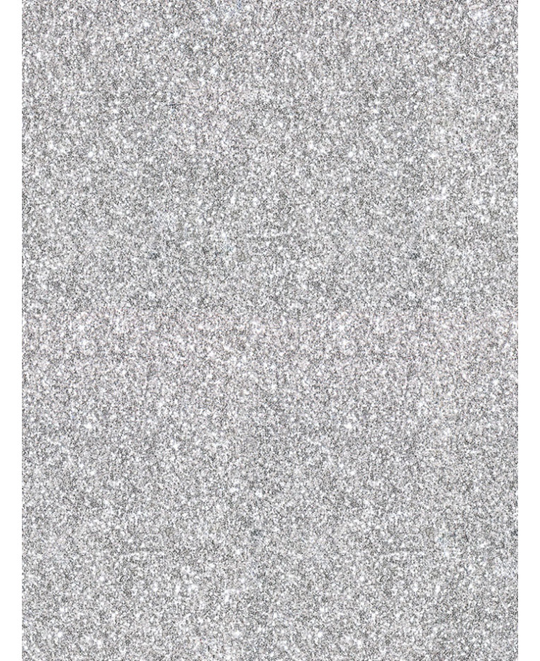 textured sparkle glitter effect wallpaper - silver - 701352 muriva