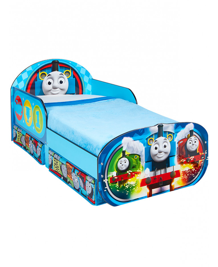 Thomas The Tank Engine Toddler Bed.Null