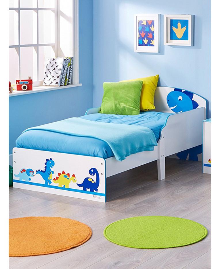 Dinosaurs Toddler Bed Bedroom