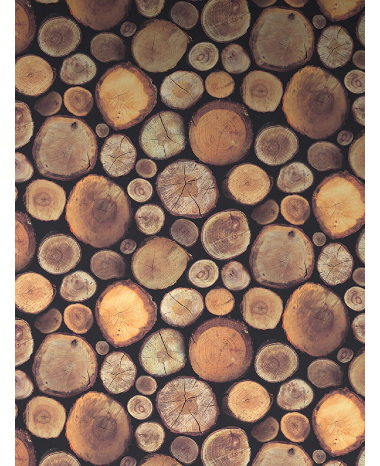 Stacked Chopped Logs Wallpaper 263212 Windsor Wallcoverings