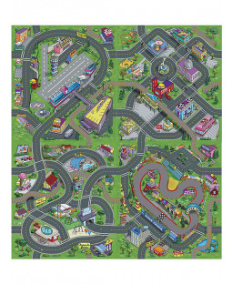 City Road Play Mats 4 Designs