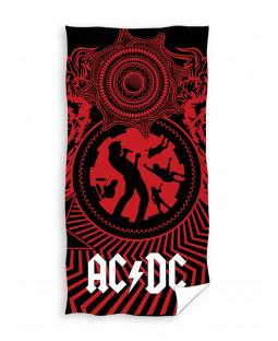 AC/DC Rock 100% Cotton Towel