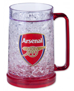 Arsenal FC Freezer Tankard Mug