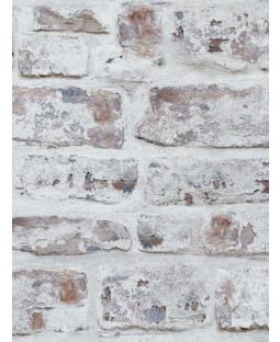 Papel pintado de pared encalada - Blanco - 671100 Arthouse
