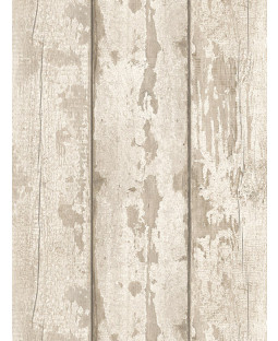 White Washed Wood Wallpaper Arthouse 694700